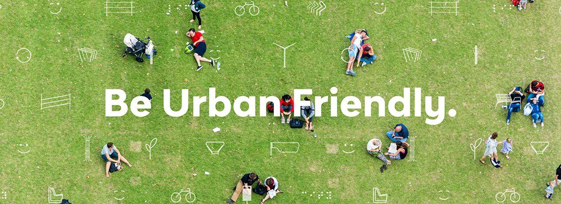 Be Urban Friendly
